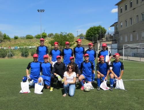 """12° Campionato di calcio AIC """"Memorial Franco Lucchesi"""" – Perugia 30/5 -1/6 2015"""