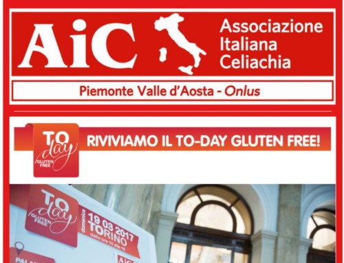 Riviviamo il TO-Day Gluten Free!
