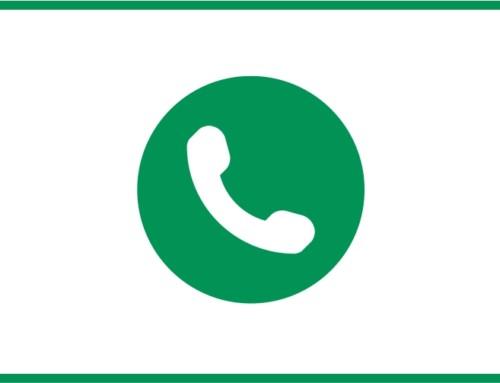 Comunicazione di servizio: linea telefonica nuovamente funzionante
