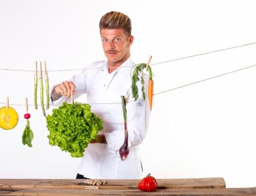 """Show Cooking senza glutine """"Mani in pasta"""" con lo Chef Diego Bongiovanni il 15/10 a Torino"""