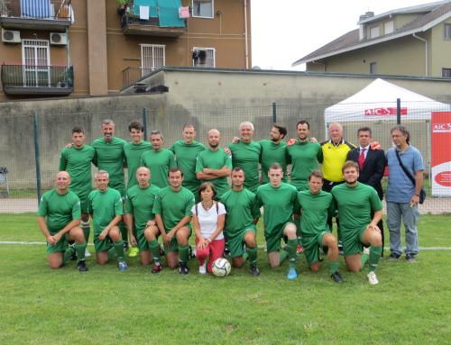Partita di beneficenza ASD Zibido, AIC Piemonte VdA e AIC Lombardia – 12/09/2015