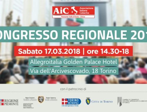 Programma Congresso Regionale 2018