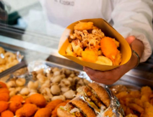 "14-17 giugno 2018 ""Street Food Festival"""