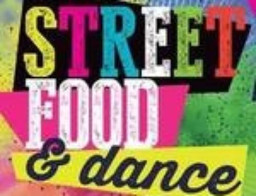 "29 giugno – 1° luglio 2018 ""Street Food & Dance"""
