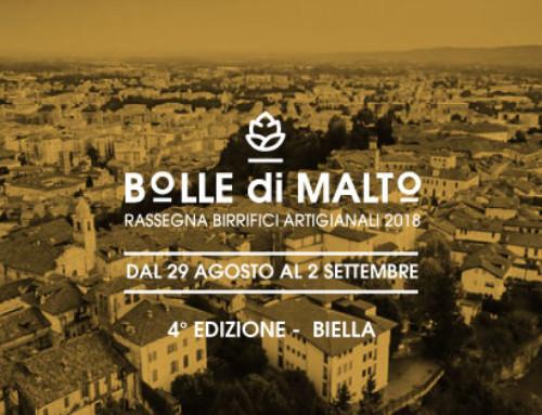 """30 agosto 2018 """"Bolle di Malto"""""""