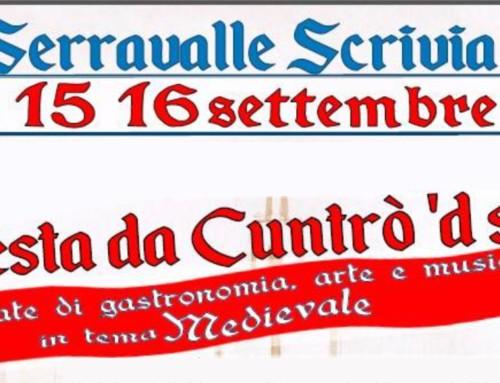 """14-15-16 settembre 2018 """"Festa da Cuntrò 'd sua"""""""