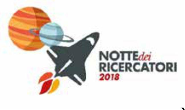 Notte dei Ricercatori 2018 – Alessandria