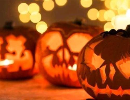 "31 ottobre 2018 ""Halloween"""