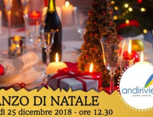 Pranzo di Natale a Sala Biellese (BI)