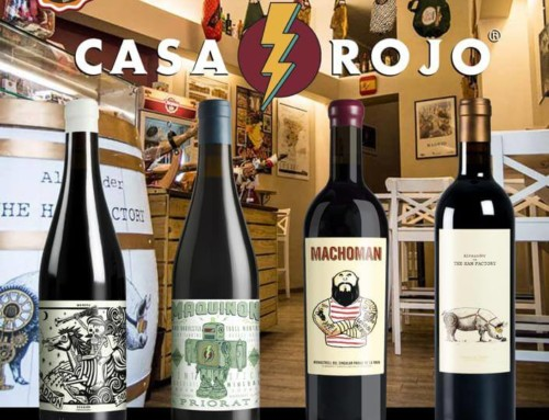 Degustazione vini spagnoli 22 marzo 2019