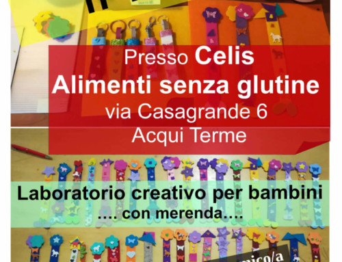 Laboratorio Creativo per Bambini – Celis Food (AL)