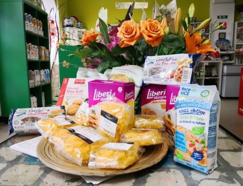 Omaggi presso Biocelia Asti per la Settimana della Celiachia 2019