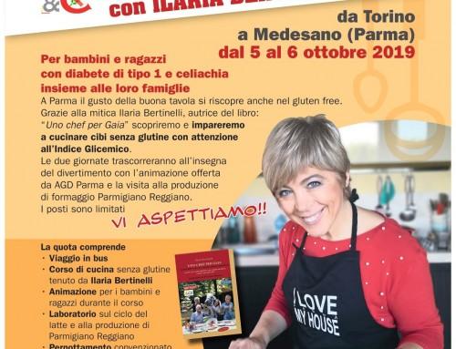 WeekEnd D&C + Corso di Cucina GLUTEN FREE – Parma