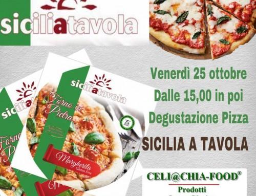 """Degustazione pizza """"SiciliAtavola"""" – Celi@chia Food"""