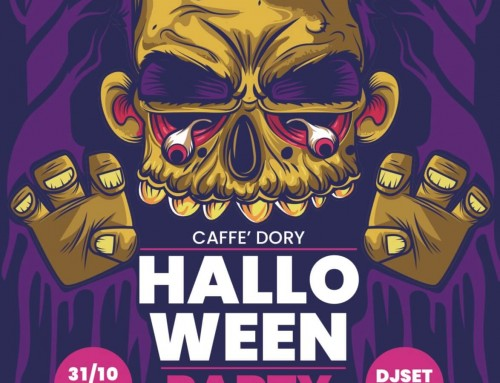 Halloween Party @ Caffè DORY