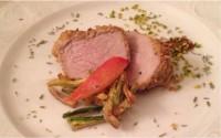 Medaglione di filetto di maiale senza glutine