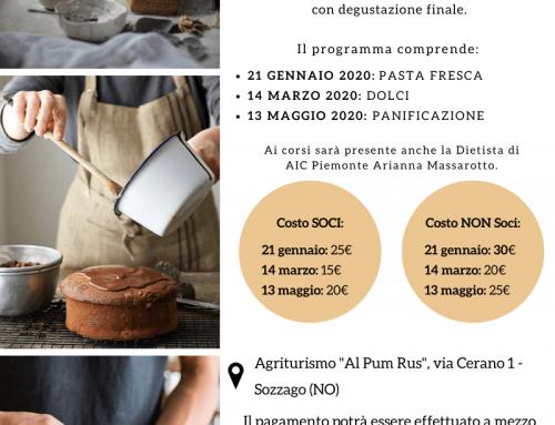 Tre Cooking Show con degustazione – Al Pum Rus (NO)