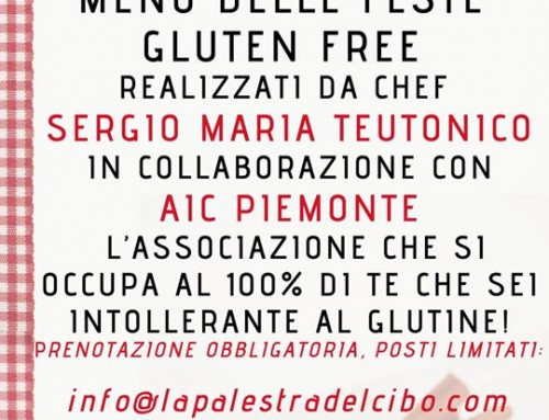 Show Cooking Gratuito – La Palestra del Cibo (TO)