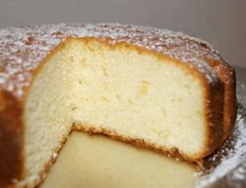Torta gluten free allo yogurt