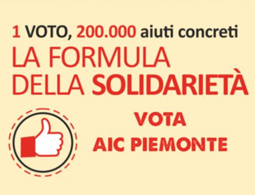 Un voto, 200.000 aiuti concreti – 2019/2020