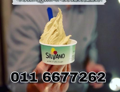 Servizio di consegna a domicilio – Gelateria Silvano, Torino