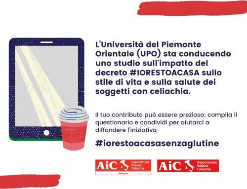 Studio #iorestoacasasenzaglutine